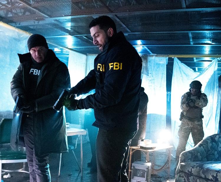 Crossover FBI - FBI MOST WANTED - Universal TV