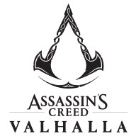 Assassin's Creed Valhalla full logo