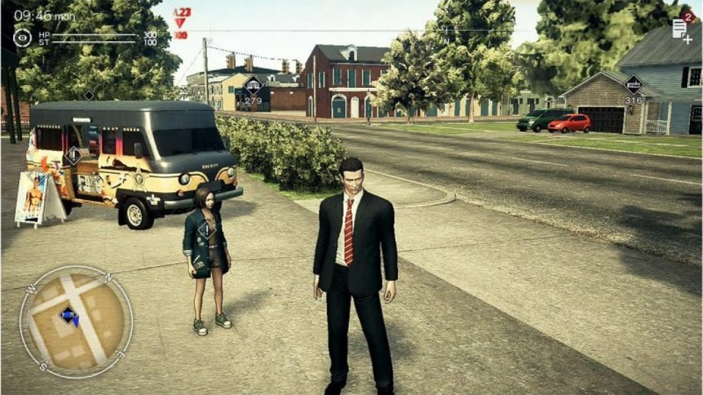 Deadly Premonition 2 A Bleeding in Disguise
