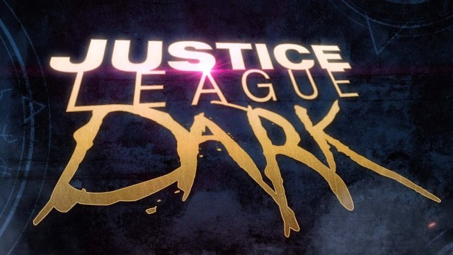logo de justice league dark