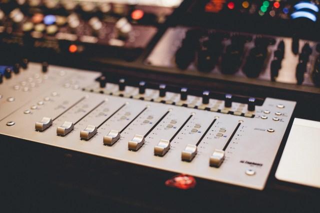 mezcladora de sonido