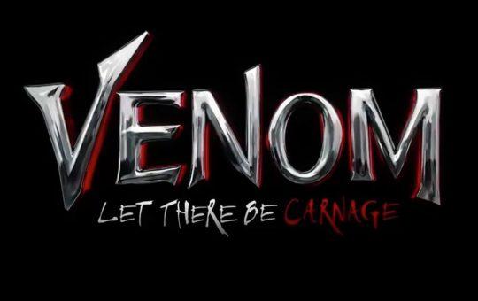 logo oficial de venom let there be carnage