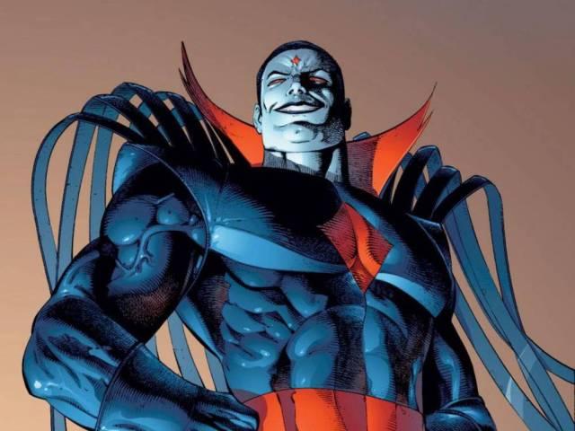 Ilustración de Mister Sinister