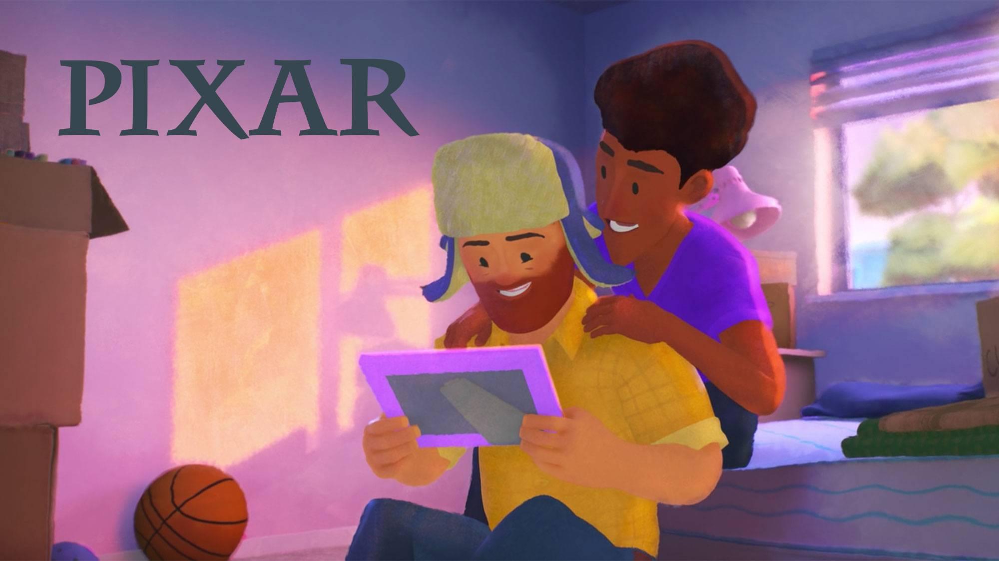 Imagen del cortometraje Out de Pixar