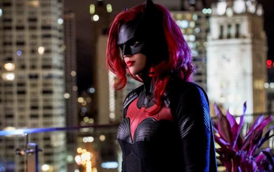 Fotografía de Ruby Rose como Batwoman