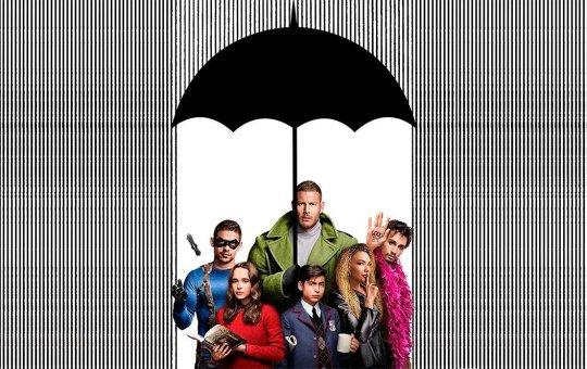 Elenco de The umbrella Academy, serie de Netflix