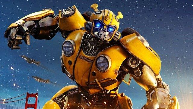 imagen de bumblebee