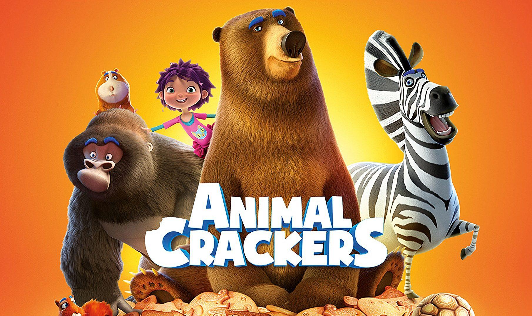 Tráiler oficial de Animal Cracker, película animada de Netflix