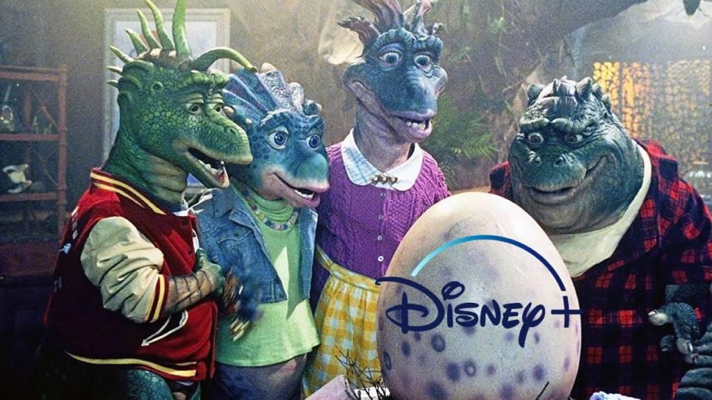 Dinosaurios, serie completa en Disney+