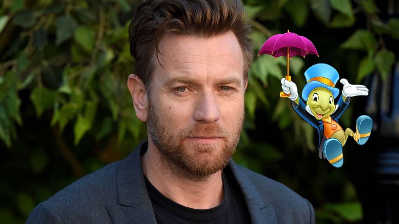 Ewan McGregor será Pepe Grillo em n Pinocho de Guillermo del Toro