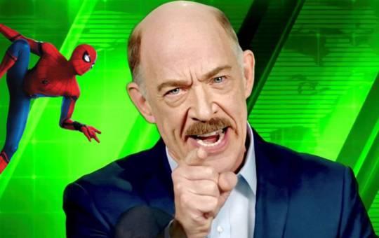 J.K. Simmons aparecerá en más películas de Spider-Man
