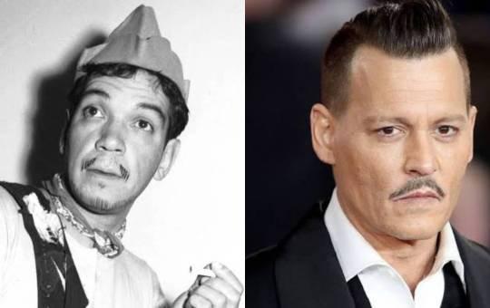 Johnny Depp quiere ser Cantinflas en una película