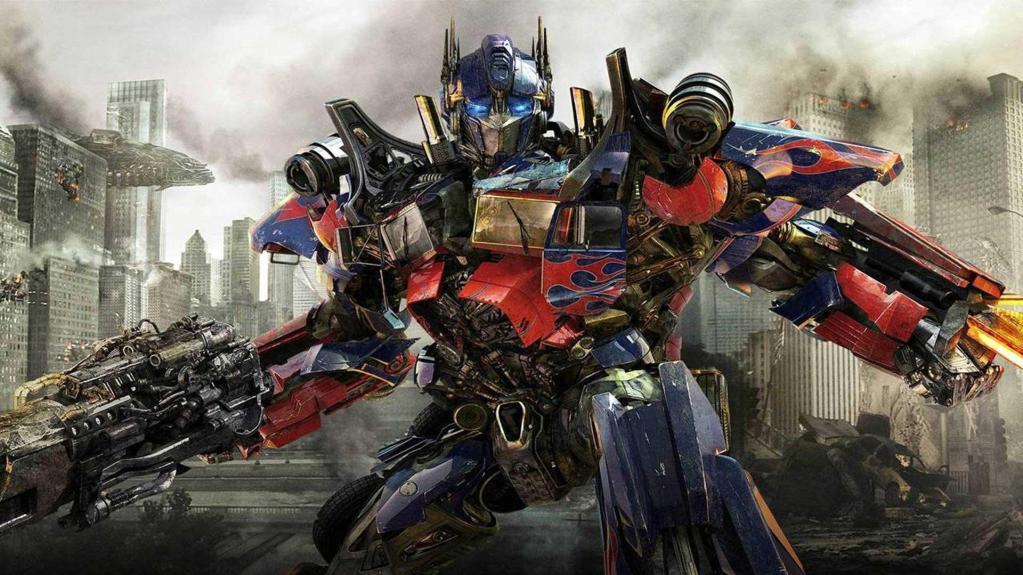 Dónde ver las películas de Transformers