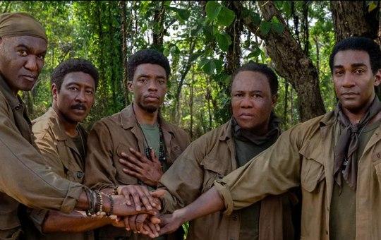 Reseña 5 Sangres, Da 5 Bloods, de Spike Lee en Netflix
