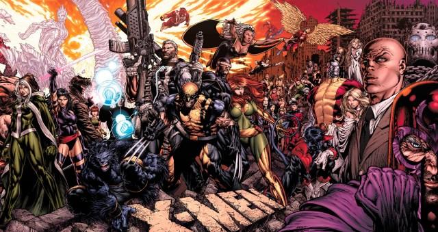 Rumores sobre los X-Men en Marvel Studios