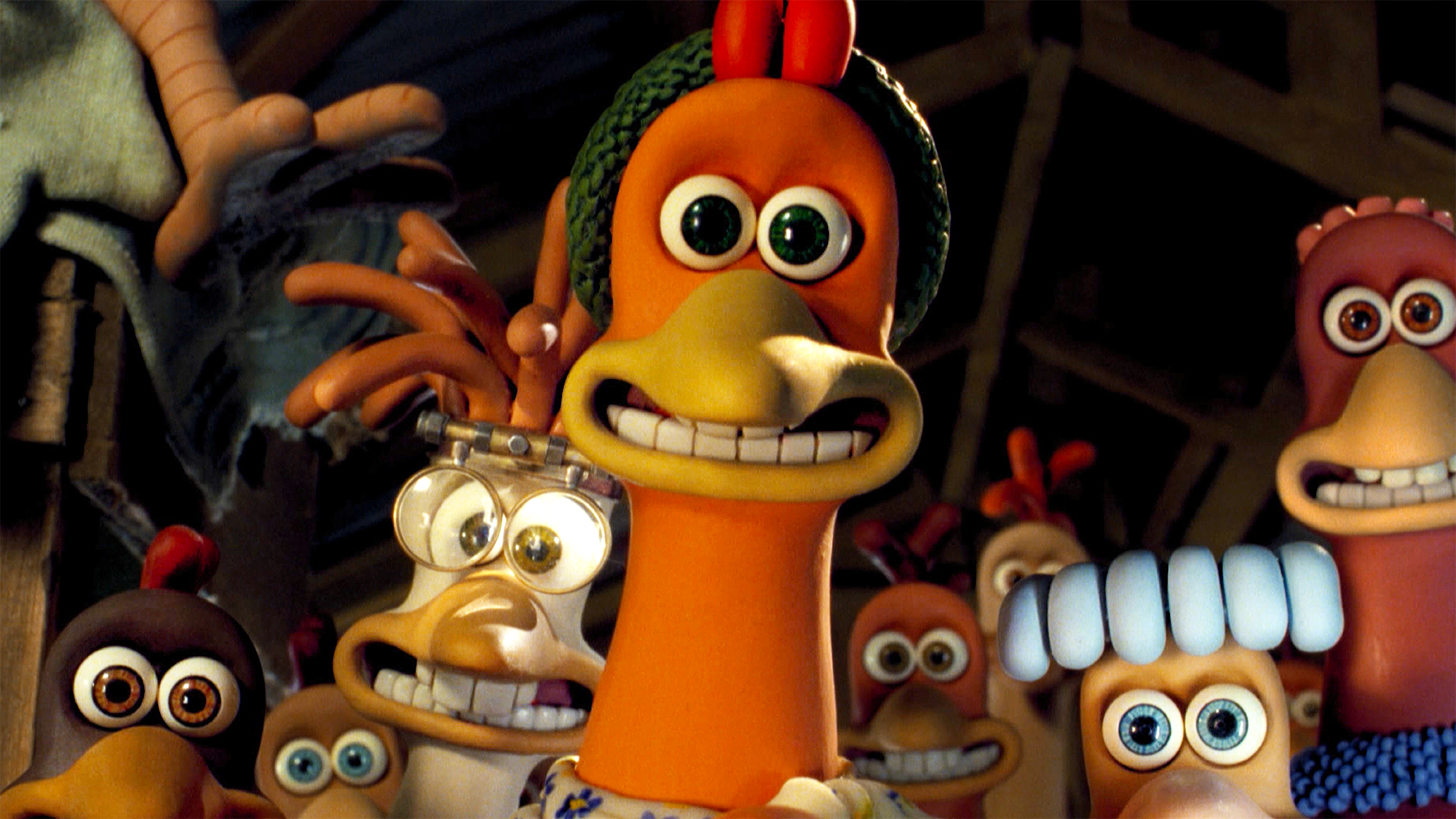 Secuela de Pollitos en fuga, Chicken Run, llegará con Netflix