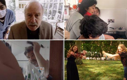 Hecho en casa, Homemade, tráiler oficial de la serie de cortometrajes de Netflix