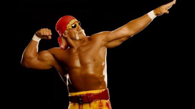 Fotografía de Hulk Hogan
