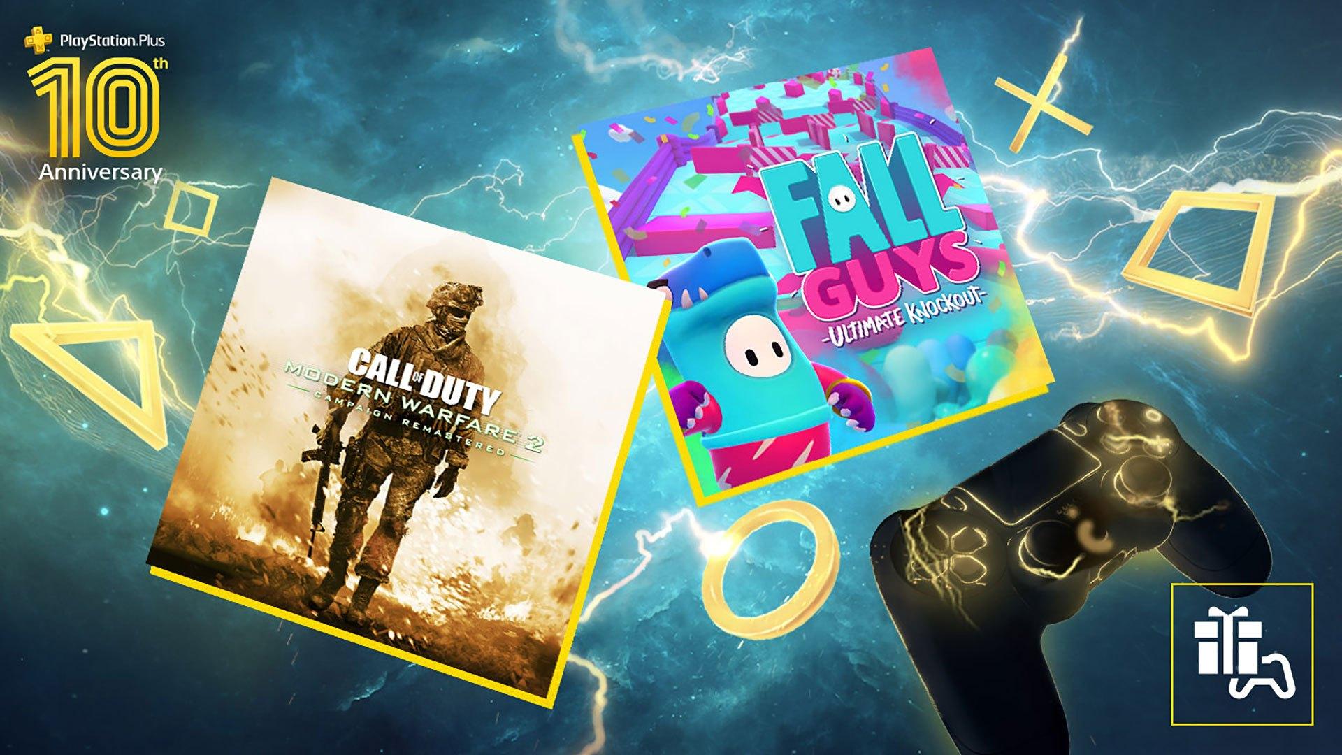 Imagen de juegos gratis de PlayStation Plus en agosto 2020