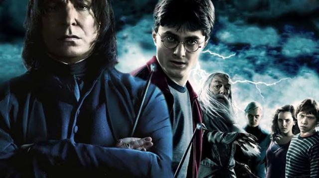 Fotografía de Harry Potter y el príncipe mestizo