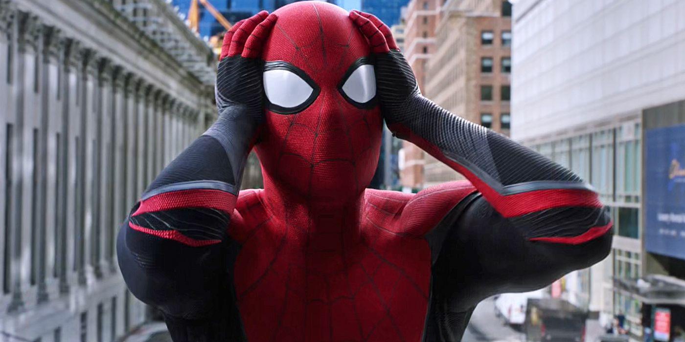 Fotografía de Spider-Man de Marvel Studios