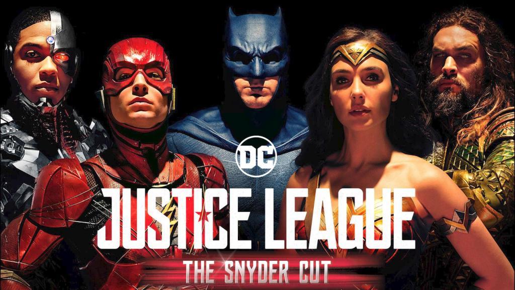 Fotografía elenco de Liga de la Justicia