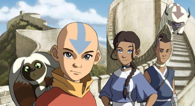 Imagen de Avatar: La leyenda de Aang