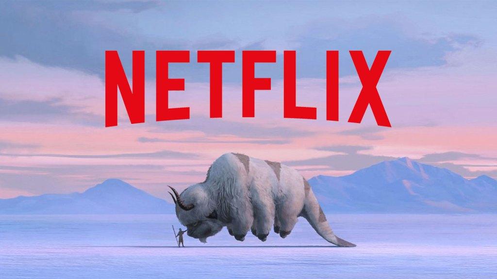 Imagen de live action Avatar: La leyenda de Aang de Netflix