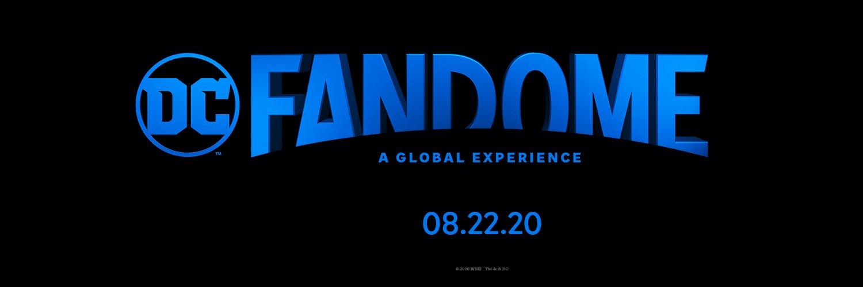Logo de DC FanDome