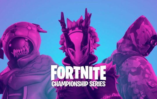 Imagen de Fortnite Championship Series