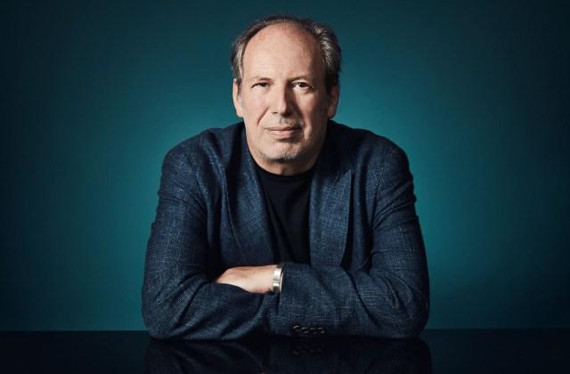 Fotografía del compositor Hans Zimmer