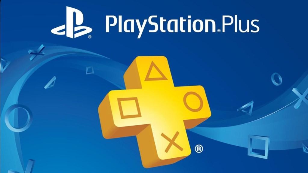 Imagen con logo de PlayStation Plus