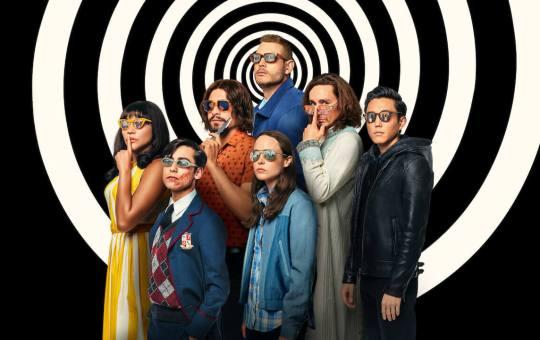 Fotografía de The Umbrella Academy, segunda temporada