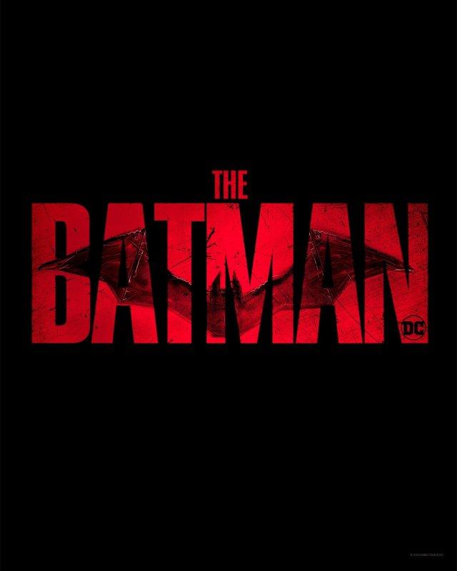 Logo oficial The Batman