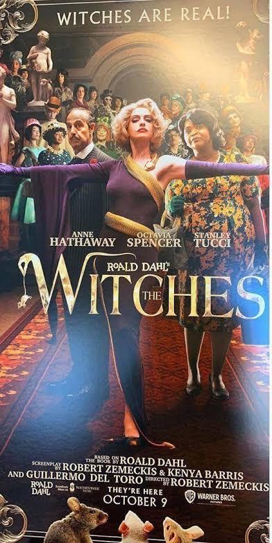 Póster filtrado del remake de Las brujas