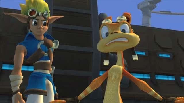 Imagen del juego Jak & Daxter