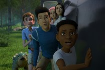 Sean Giambrone as Ben Pincus; Ryan Potter as Kenji Kon; Jenna Ortega as Brooklynn; Kausar Mohammed as Yaz Fadoula; Paul-Mikél Williams as Darius Bowman