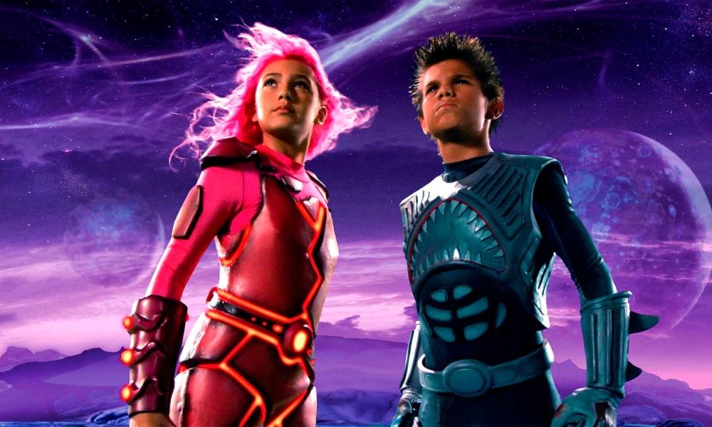 Primer vistazo de Sharkboy y Lavagirl en 'We Can Be Heroes'