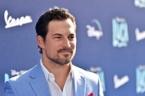 LOS ANGELES, CALIFORNIA - JUNE 17: Giacomo Gianniotti arrives at the world premiere for LUCA, held at the El Capitan Theatre in Hollywood, California on June 17, 2021. (Photo by Alberto E. Rodriguez/Getty Images for Disney)