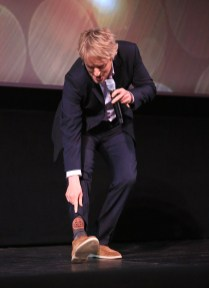 LOS ANGELES, CALIFORNIA - JUNE 08: Owen Wilson speaks onstage during the Loki Global Fan Event at El Capitan Theatre on June 08, 2021 in Los Angeles, California. (Photo by Jesse Grant/Getty Images for Disney )
