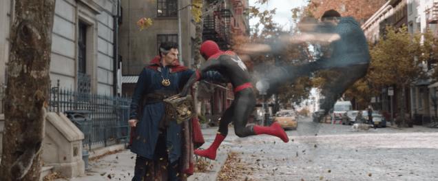 Spider-Man sin camino a casa no way home 12