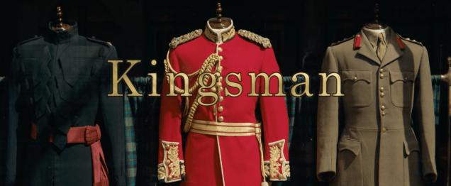 King's Man El origen 5