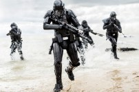 Rogue One: A Star Wars Story..Death Troopers..Ph: Jonathan Olley.. © 2016 Lucasfilm Ltd. All Rights Reserved.
