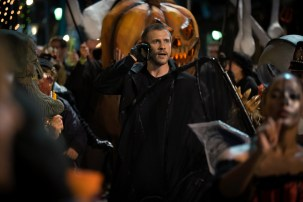 Patrick Heusinger plays The Hunter in Jack Reacher: Never Go Back from Paramount Pictures and Skydance Productions