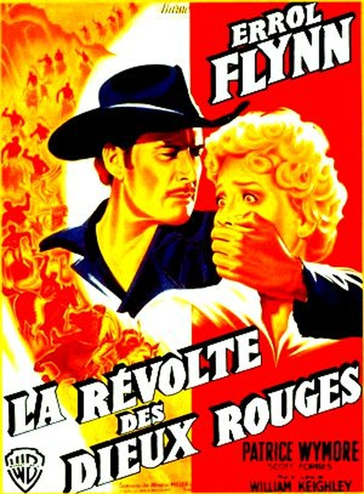 La Révolte des dieux rouges de William Keighley (1950