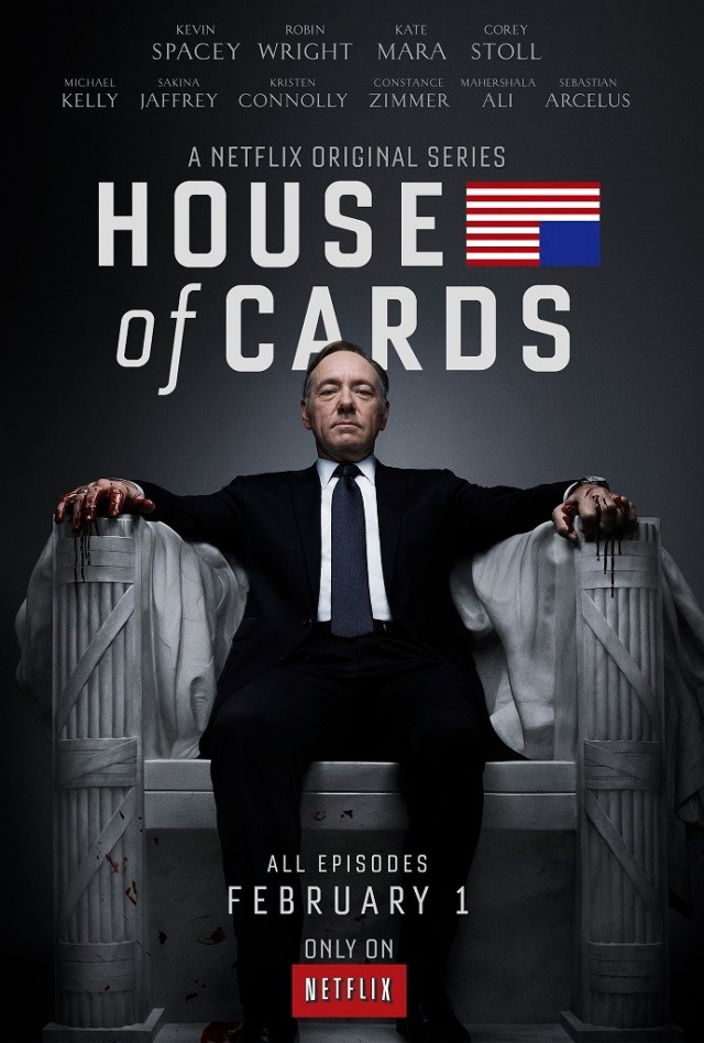House of Cards –  Culisele Puterii