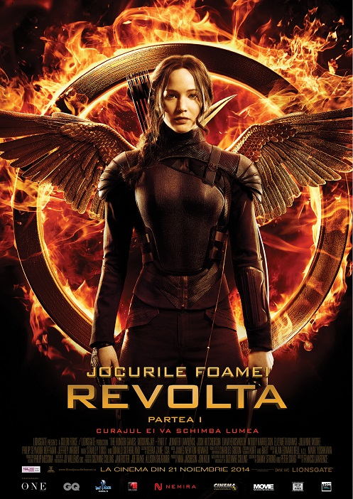The Hunger Games: Mockingjay Part 1 – Jocurile Foamei: Revolta Partea 1