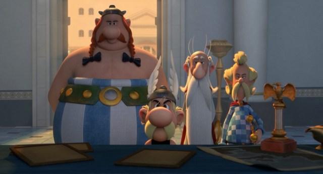 Asterix Domeniul Zeilor 2