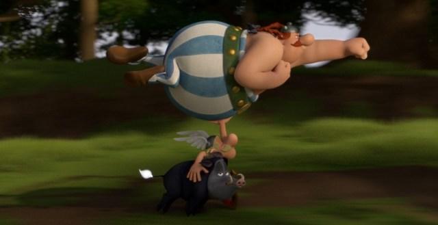 Asterix Domeniul Zeilor 3