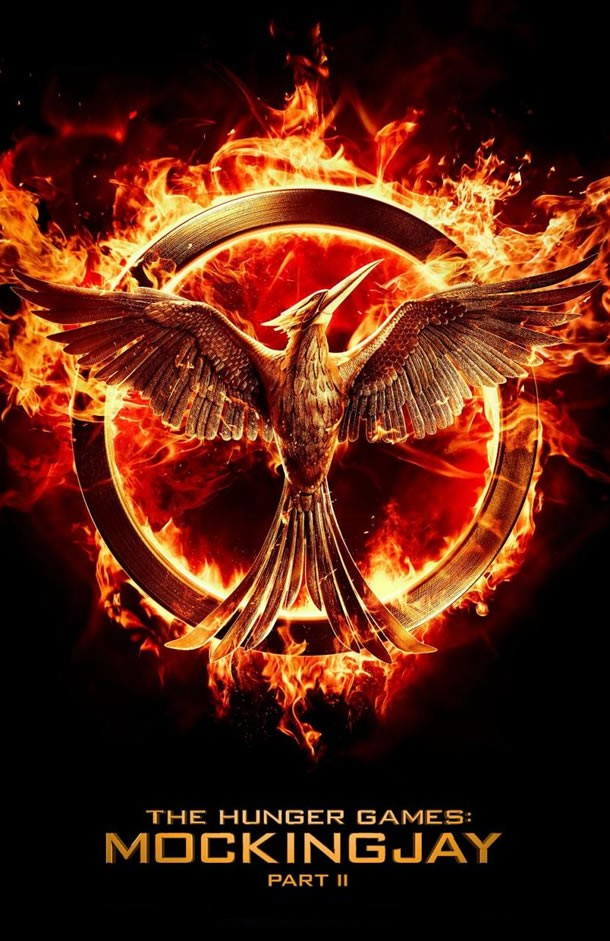 The Hunger Games Mockingjay Part II